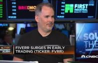 Fiverr-CEO-Micha-Kaufman-on-the-companys-strong-IPO