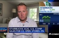 Starbucks-August-U.S.-comp-sales-for-company-operated-stores-at-11